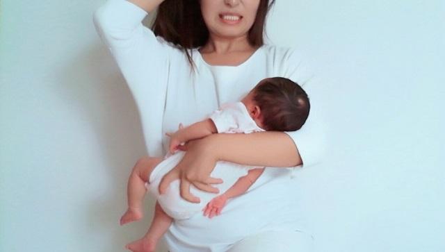 育児イライラ