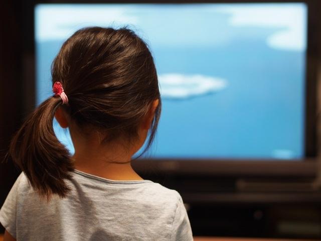 テレビ 子供